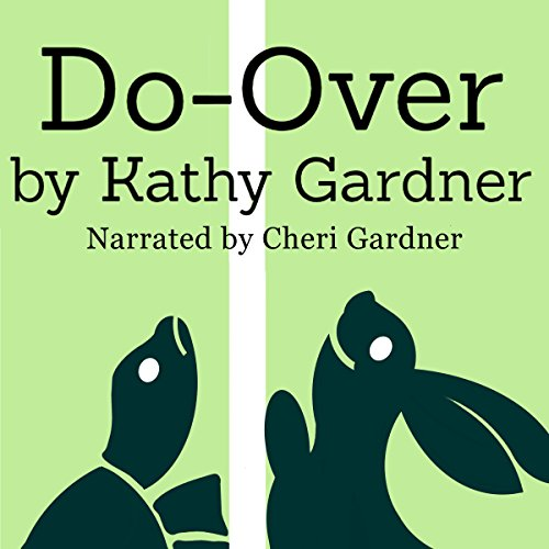 Do-Over audiobook cover art