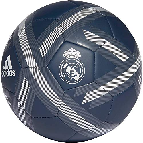 adidas Real Madrid Ballon de football Pour Hommes, Tech Bold