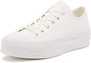 439bcee7 Converse Chuck Taylor All Star Lift Mujer Vintage Blanco Ox Zapatillas
