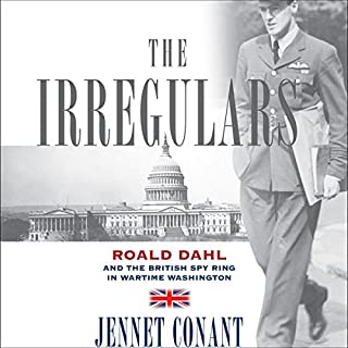 The Irregulars cover art