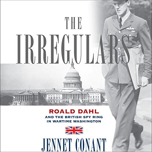 The Irregulars audiobook cover art
