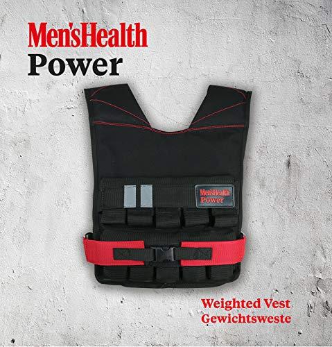 Fdit Justierbare Gewichtswest gewichtete Weste//Jacken /Übungs Training Weste maximale Last 20kg//50kg