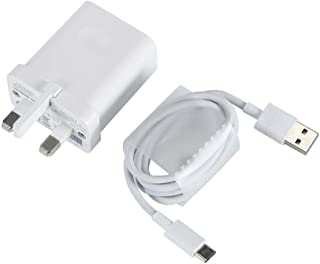 Huawei Super Charger 4.5v 5A, Wall Charger With Type C Cable, White