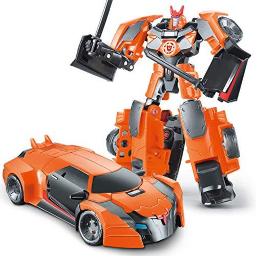 Siyushop Jouet Transformers, Man Auto Model, Heroes Rescue Bots, Jouets Deformed Car Les Enfants, Modèle De Robot De Combat, Enfants De 3 Ans Et Plus ( Color : 3 )