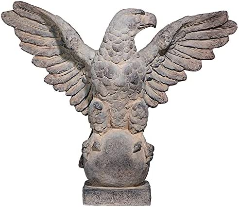 Design Toscano New arrival Limited Special Price DS19354 Memorial of Courage A Eagle Architectural