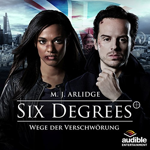 Six Degrees - Wege der Verschwörung audiobook cover art
