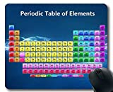 Alfombrillas para ratón, Tabla periódica de Elementos Alfombrilla para ratón, Tabla de química para Profesores, Estudiantes, Alfombra Grande de Goma Gruesa