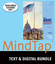 The Brief American Pageant + Lms Integrated for Mindtap History, 6-month Access: A History of the Republic to 1877