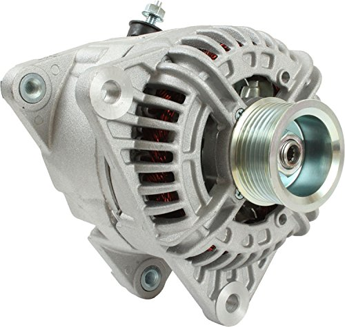 DB Electrical ABO0350 Alternator For Dodge Ram Pickup Truck 5.7 5.7L 2007 2008 07 08 /56028699AB /0-124-525-111, 0-124-525-155