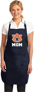Broad Bay Auburn Mom Apron Stain Release Auburn University Mom Aprons