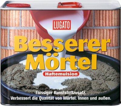Lugato Besserer Mörtel 5 kg
