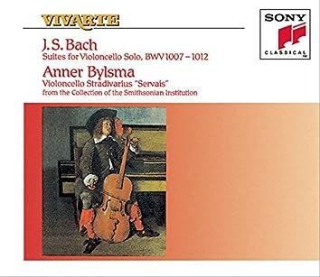 Bach: The 6 Unaccompanied Cello Suites, BWV 1007-1012