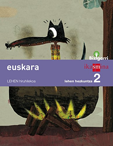 Euskara. Lehen Hezkuntza 2. Bizigarri - 9788498553536