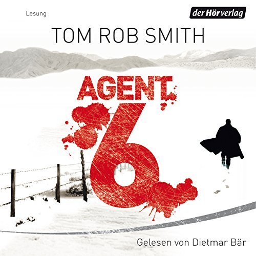 Agent 6 cover art
