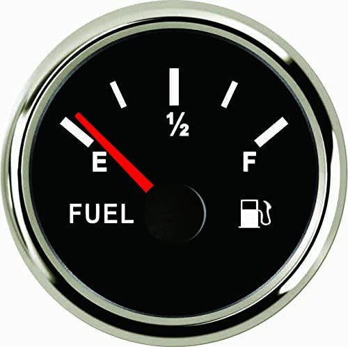 ELING Very popular New mail order Universal Oil Fuel Level Gauge 240-33ohm B 52mm with Meter