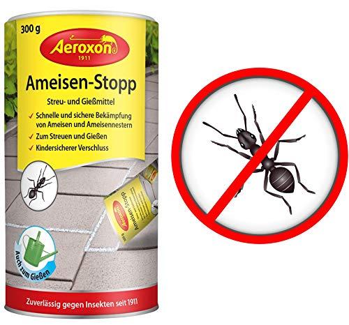 Aeroxon Ameisen-Mittel / Stopp - Ameisen beämpfen einfach gemacht