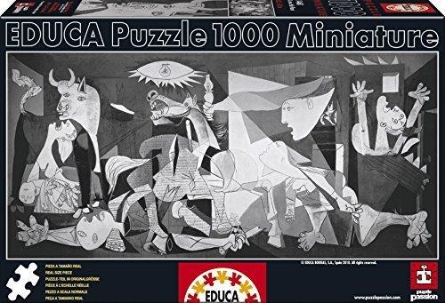 Puzzles Educa Guernica Pablo Picasso Miniature