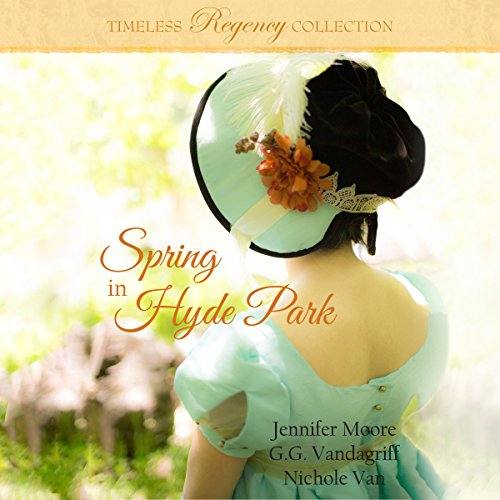 Spring in Hyde Park audiobook cover art