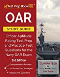 OAR Study Guide: Officer Aptitude Rating Test Prep and Practice Test Questions for the Navy OAR Exam [3rd Edition]