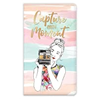Capture the Moment Zippered Planner By Recollections Undated. [並行輸入品]