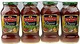bertolli tomato basil sauce - Bertolli Organic Olive Oil, Basil & Garlic 24 oz Marinara Sauce, 4 pack