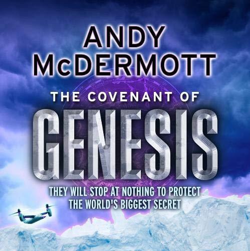 Couverture de The Covenant of Genesis
