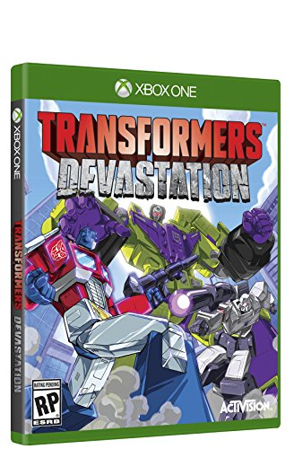 Activision Transformers Devastation