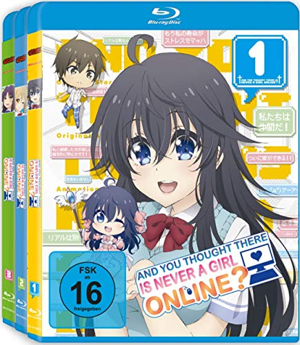And you thought there is never a girl online? - Gesamtausgabe [Blu-ray]