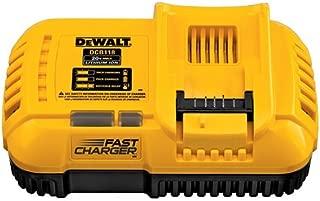 DEWALT DCB118 20V MAX FLEXVOLT Fast Charger (Renewed)