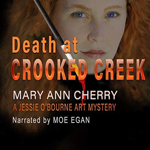Couverture de Death at Crooked Creek