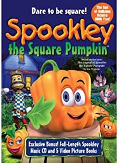 Spookley the Square Pumpkin SET