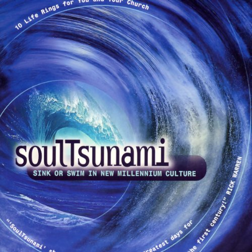Soul Tsunami audiobook cover art