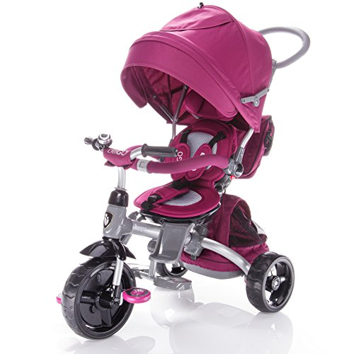 Zopa Tricycle Citigo (Mulberry Pink)