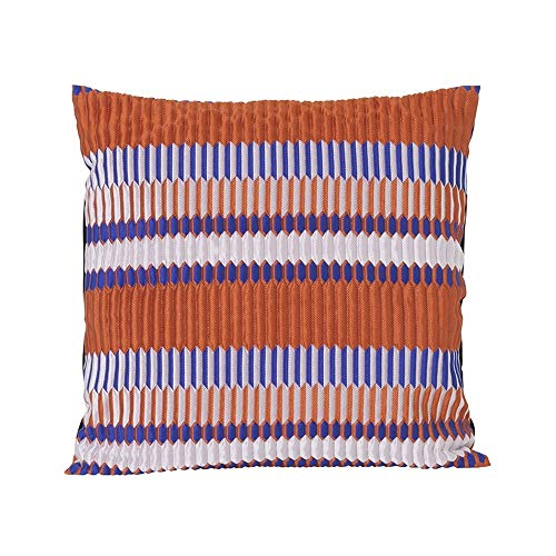 Ferm Living Salon Pleat Cojín 40 x 40 cm