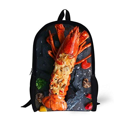 CHAQLIN Zaino Lobster-2 Taglia unica