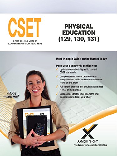 Compare Textbook Prices for CSET Physical Education 129, 130, 131  ISBN 9781607876489 by Wynne, Sharon A.
