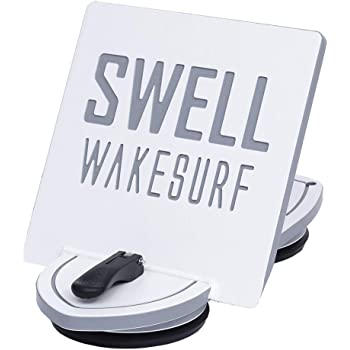 SWELL Wakesurf Creator 2.0 Surfing Wavesurf Shaper - Wave Generator - Floating - Durable &