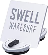 wedge wake plate