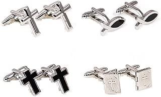bible cufflinks