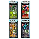 StikBot Zing Action Pack Series 3 - Stop Motion Action Figures - Colors May Vary