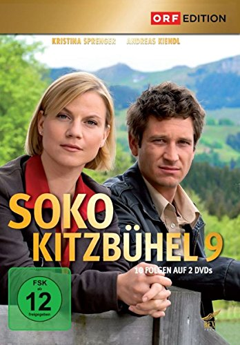 SOKO Kitzbühel - Box 9: Folge 81-90 (2 DVDs)