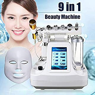BeautyBox® 9 In 1 Skin Beauty Face Care Aqua Peeling Hydro Dermabrasion Scrubber Hydrafacial Machine