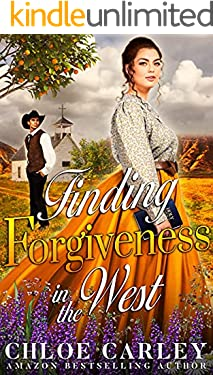 Finding Forgiveness in the West: A Christian Historical Romance Book