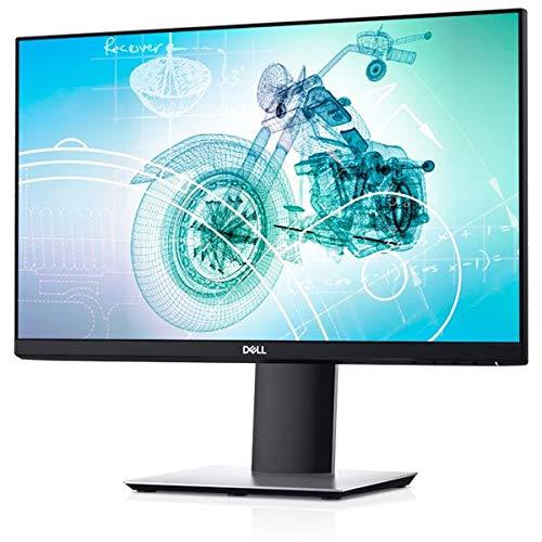 Dell P2219H 22' Professional Monitor, Full HD 1920 x 1080, 16:9, IPS Anti-Glare, 5ms, VGA, HDMI, DisplayPort, Multi-Adjustable Stand, EuroPC 1 YR WTY + EuroPC Warranty Assist, (Renewed)