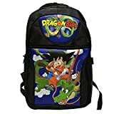 Stampa 3D Dragon Ball Borse da Scuola per Studenti,Dragon Ball Zaino Adolescenti Uomo Donna Resistente all'usura Viaggio Zaino Zaino Hipster Laptop Zaino Computer (7lz3)