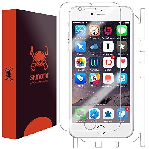 Skinomi TechSkin - Schutzfolie für Apple iPhone 6 4.7