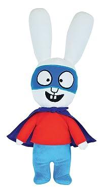 Jemini 023363 Simon Rabbit Soft Toy with Cape +/- 35 cm