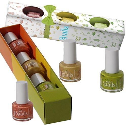 Snails Kinder Nagellack Geschenkbox 3 Fläschchen (Fashion)