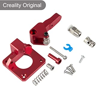 Creality 3D Printer Original BondTech Dual Gear Extruder Upgrade Aluminum kit Dual Drive extruder for Ender-3/3 Pro/Ender-5/CR-10/10S/S4/S5/CR-10S Pro/CR-10 MAX