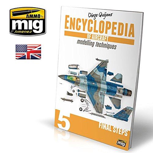Ammo of Mig Encyclopedia of Aircraft-VOL.5 Final Steps English #6054
